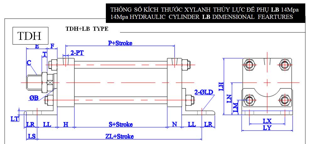 TDH + LB TYPE & TDHD + LB TYPE